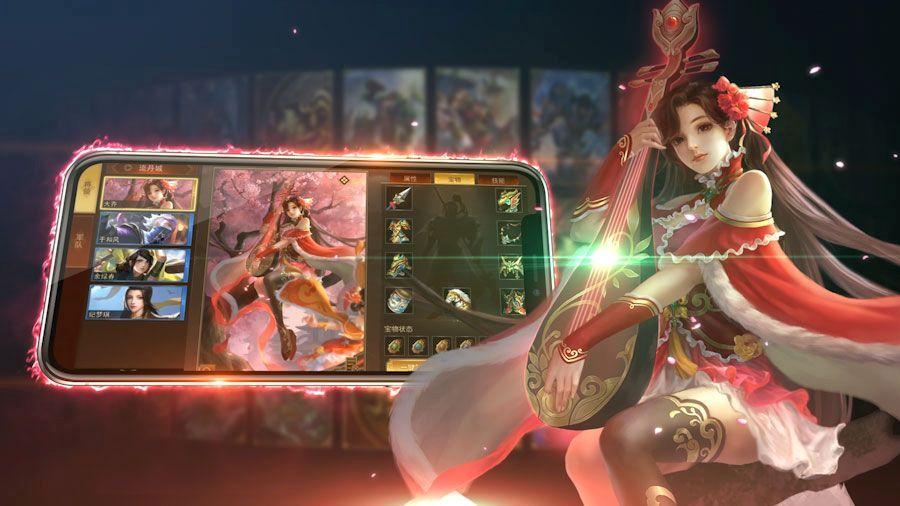 战争策略类网络游戏_《梦想帝王手游》全服唯一名将玩法视频